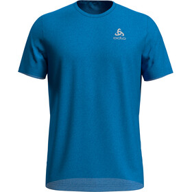 Odlo BL Millennium Element Crew Neck T-shirt Heren, blue aster melange
